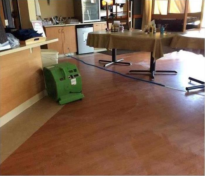 Skilled Nursing Facility Flood After