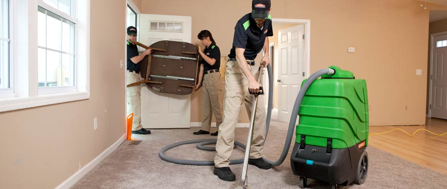 Coldwater, MI residential restoration cleaning